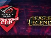 ROG Champions Cup main