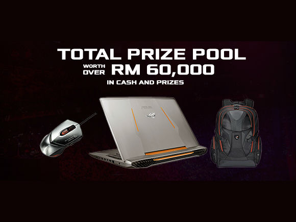 ROG Champions Cup prize pool