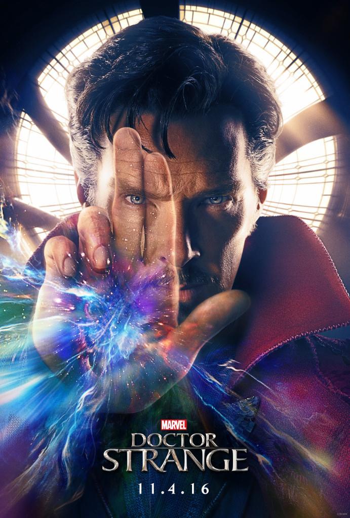 Dr Strange Poster