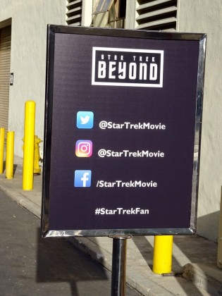 Star Trek Beyond Fan Event Social