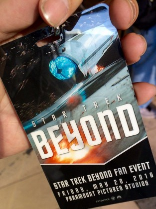 Star Trek Beyond Fan Event tag