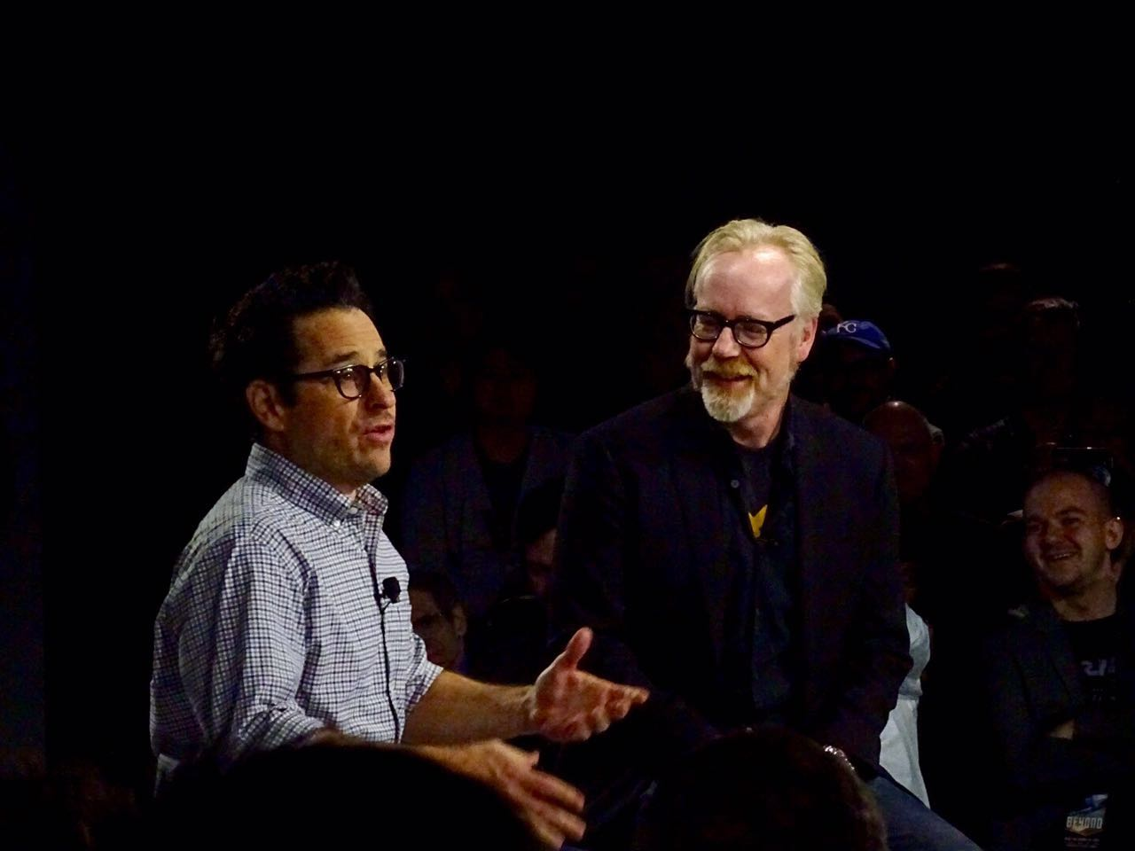 Star Trek Fan Event: JJ Abrams and Adam Savage