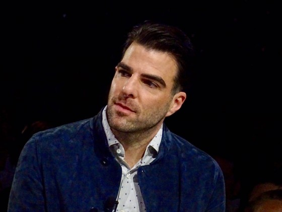 Star Trek Beyond Fan Event: Zachary Quinto
