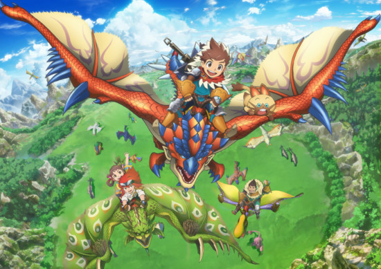 Monster Hunter Stories Make Food