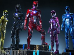 Power rangers new suits