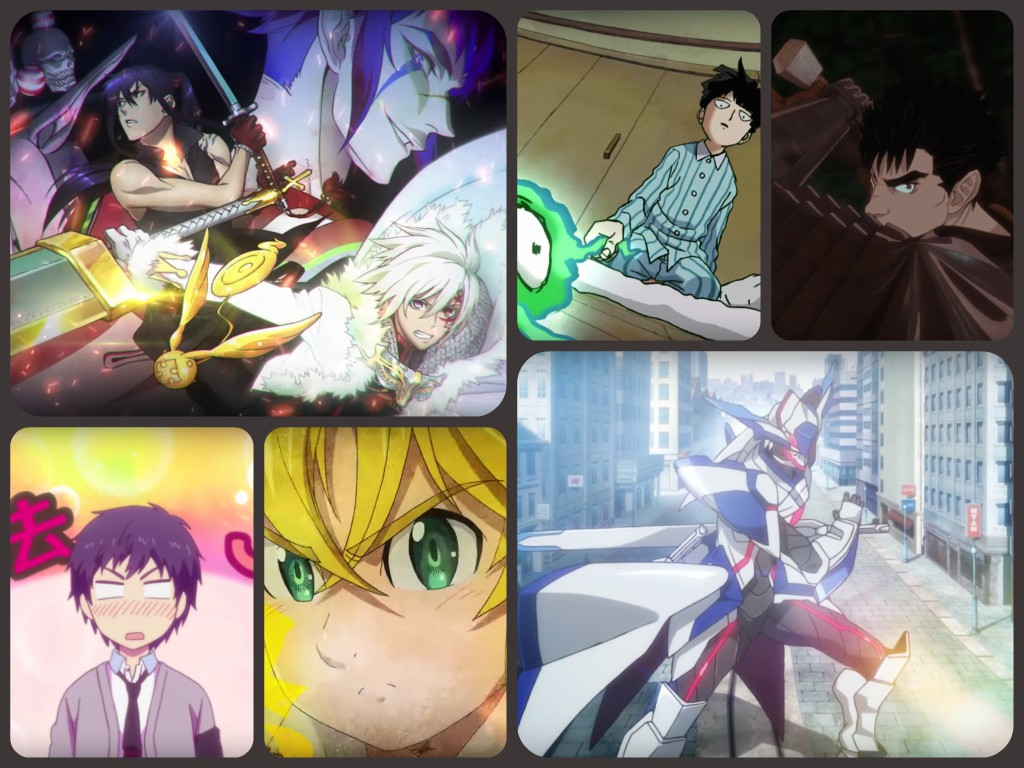 Here are the best anime to watch for summer 2016