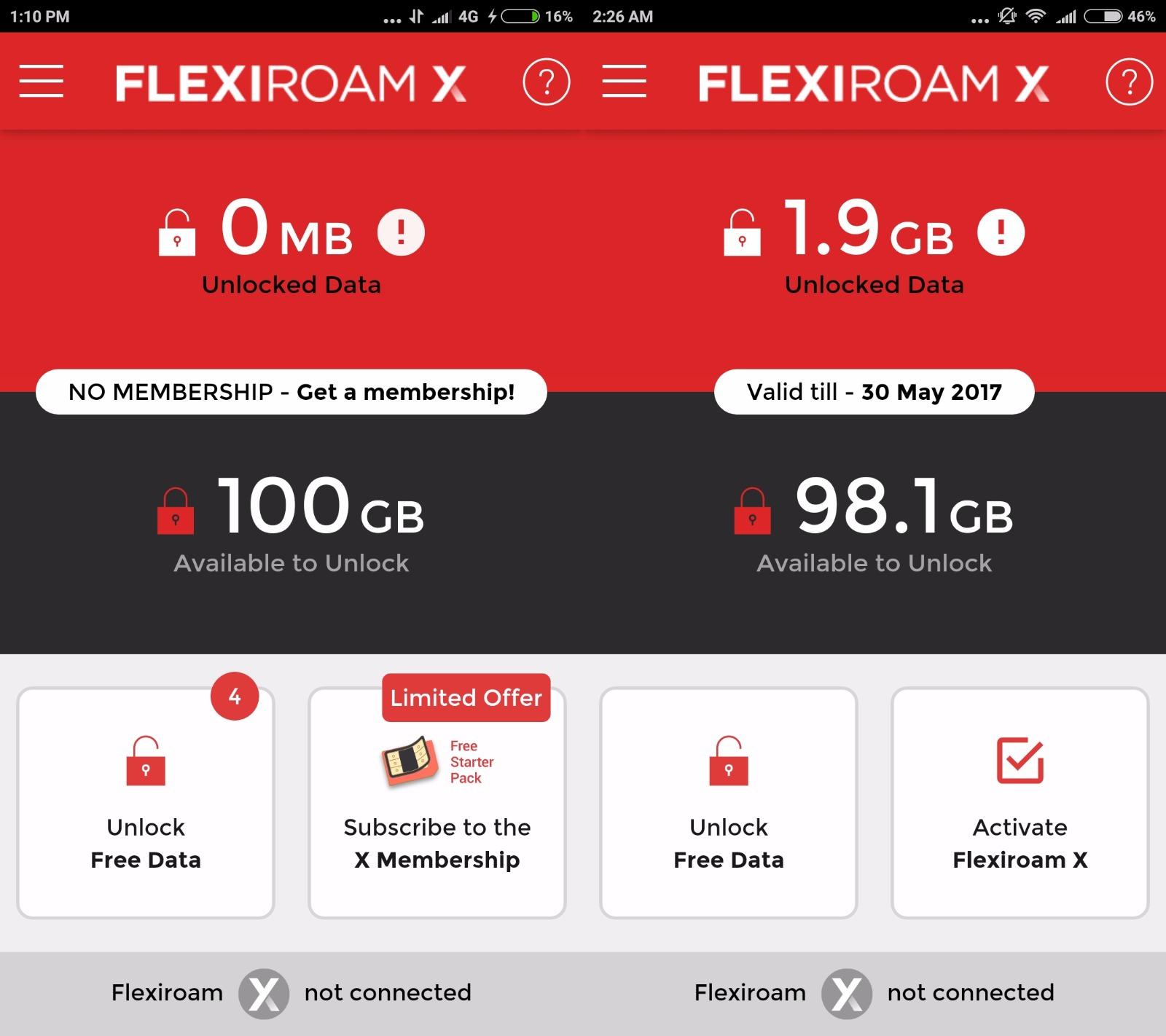 Flexiroam 2