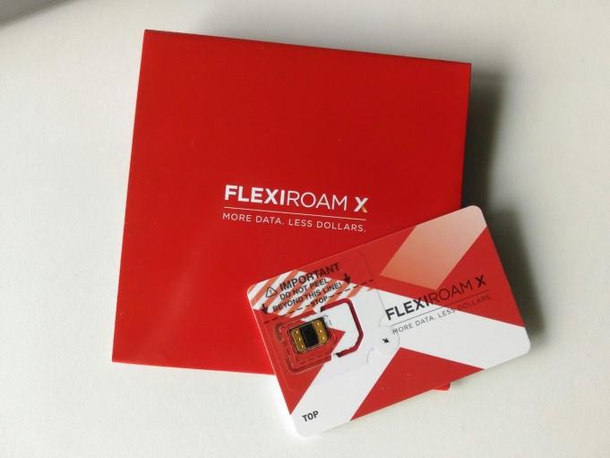 flexiroam X Main