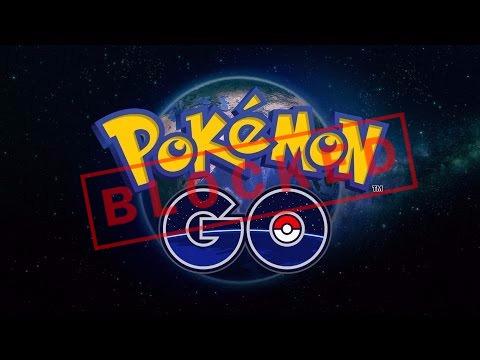 PokemonGO Blocked