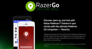 Razer Go Pokemon GO app