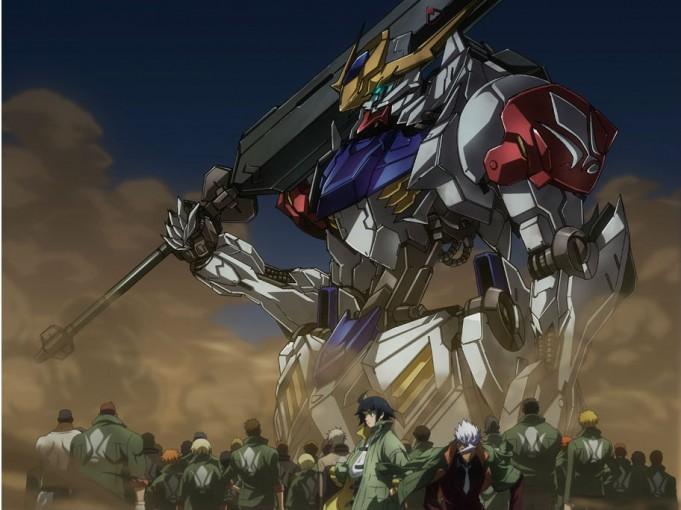 Gundam: Iron Blooded Orphans Season 2 visual