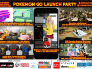 Pokemon Go launc party malaysia