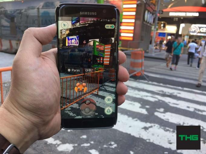 Pokemon go main pic