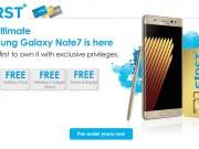 Samsung Galaxy Note7 Celcom Main THG