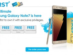 Samsung Galaxy Note7 Celcom Main THG