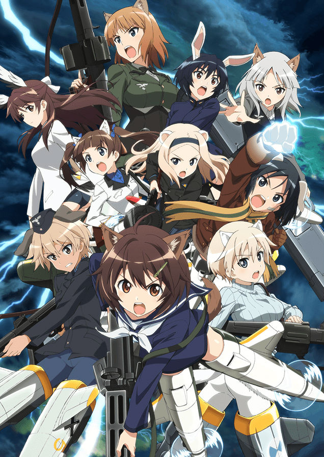 Brave witches anime 1
