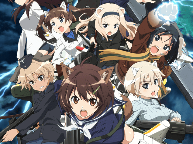 Brave witches front main