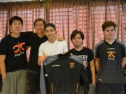 The new Team Fnatic 2016