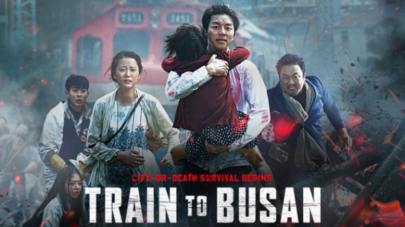 Risultati immagini per train to busan poster