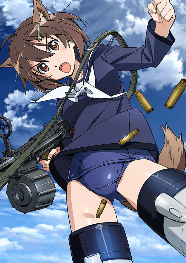 brave witches anime 2