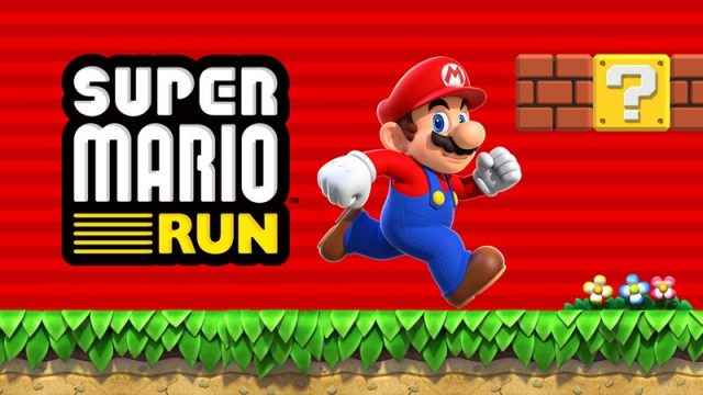Ready, get set, go download super mario run for ios.