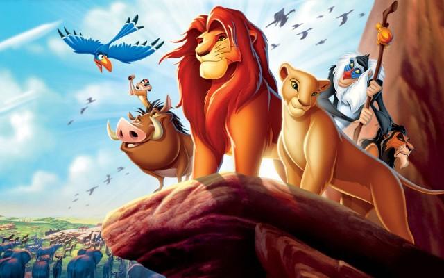 the lion king disney reboot