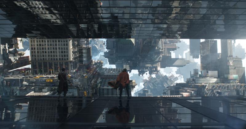 Doctor Strange Mirror Dimension