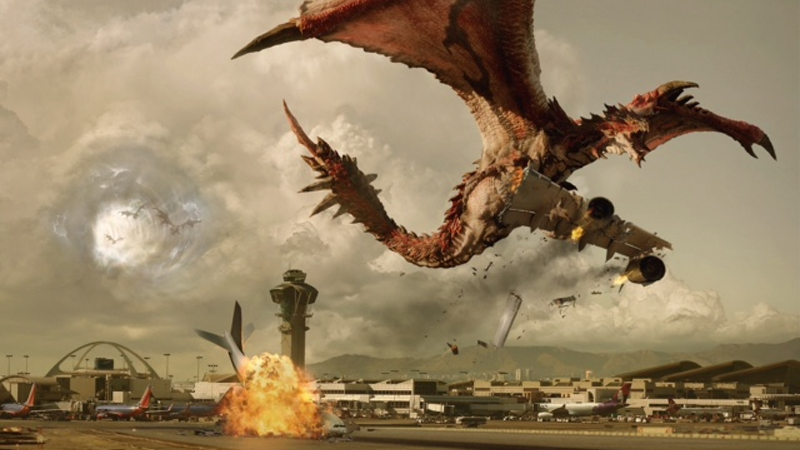 Resident Evil Director Working On a Monster Hunter Movie