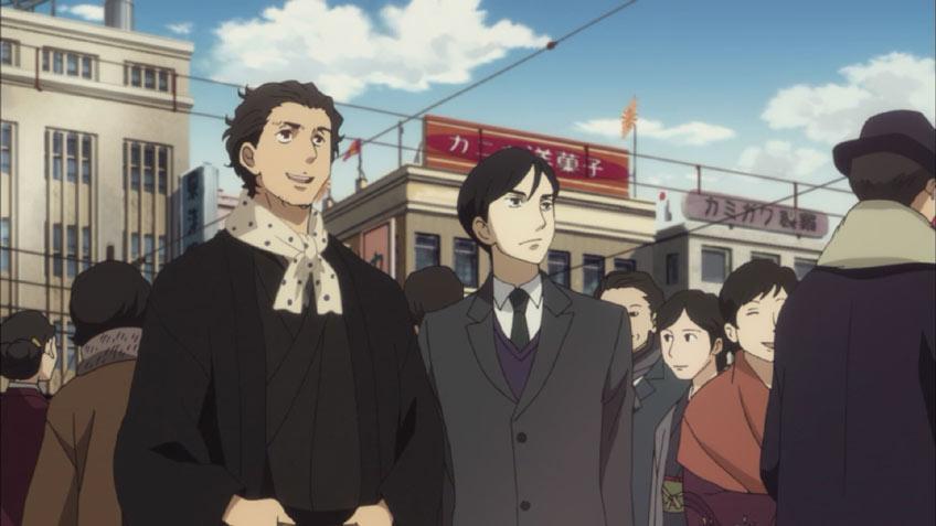 Shouwa Genroku Rakugo Shinjuu- Sukeroku Futatabi-hen