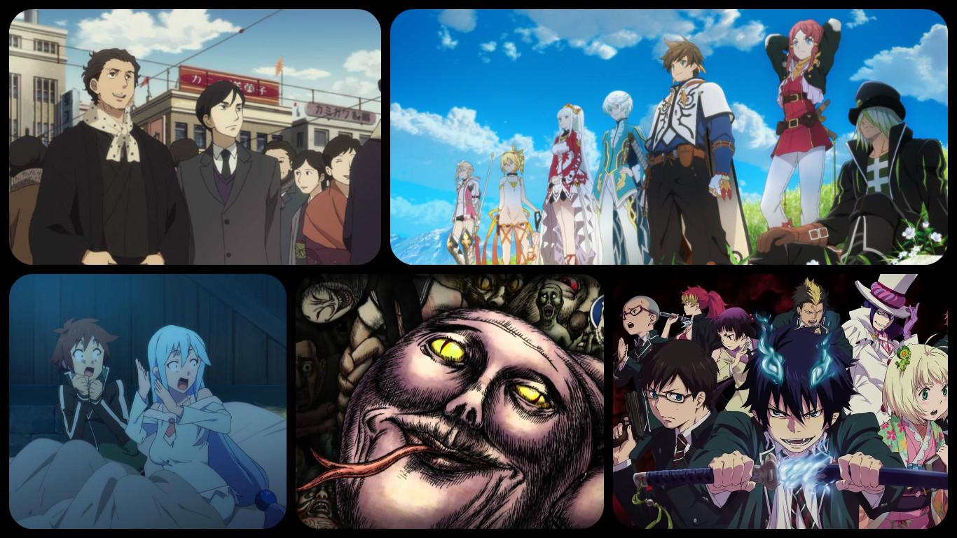 All The Returning Anime For Winter 2016 Season