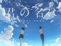 Kimi No Nawa Poster