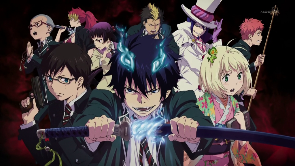 Ao No Exorcist Season 2