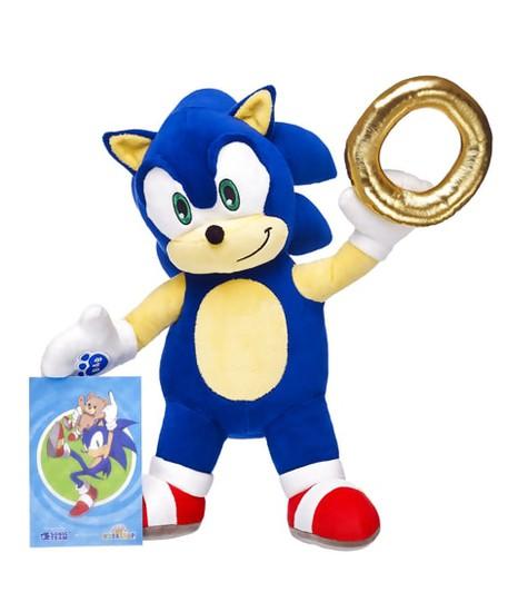 Build A Bear Sonic Ring
