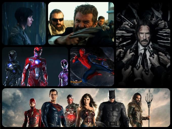 Blockbuster movies 2017