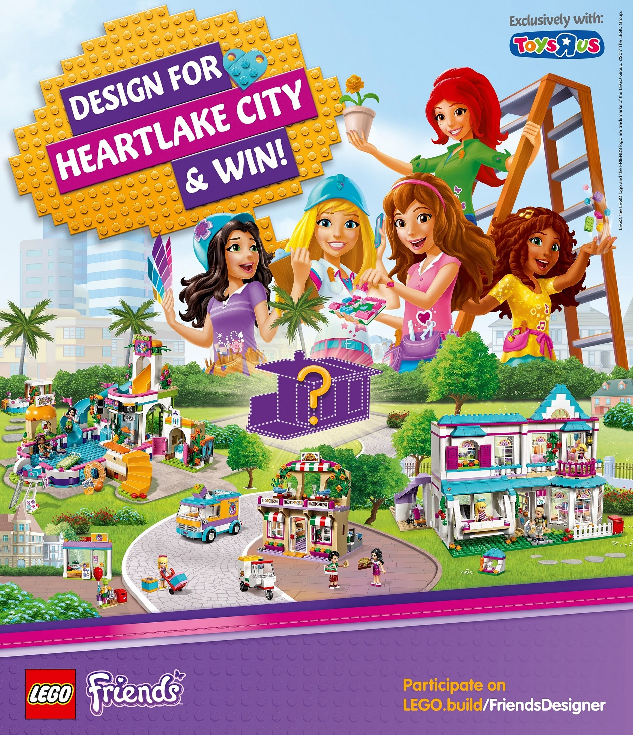 Design for Heartlake City & Win