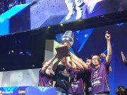 ESL ONE GEnting Digital Chaos champions
