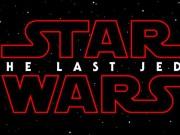 Star Wars the last Jedi title