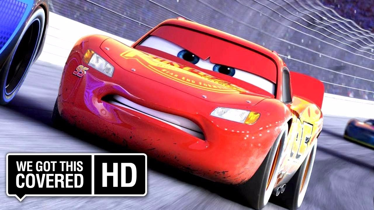 Here\'s the second trailer for Pixar\'s Cars 3
