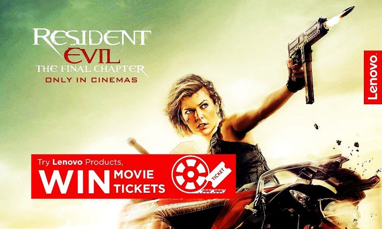 Resident Evil The Final Chapter 24: Resident Evil The Final Chapter Event_2