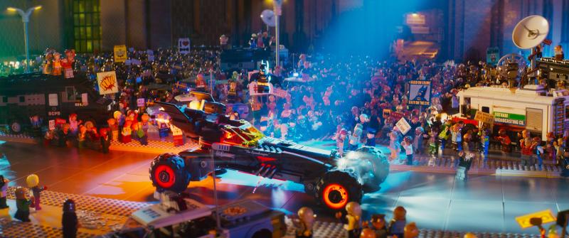 The Lego Batman Movie Speedwagon