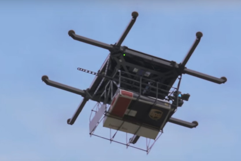 We Cant Entirely Imagine One Delivering Stuff Yet But Who Wouldnt Find It Cool To Have A Flying Drone Deliver Goodies