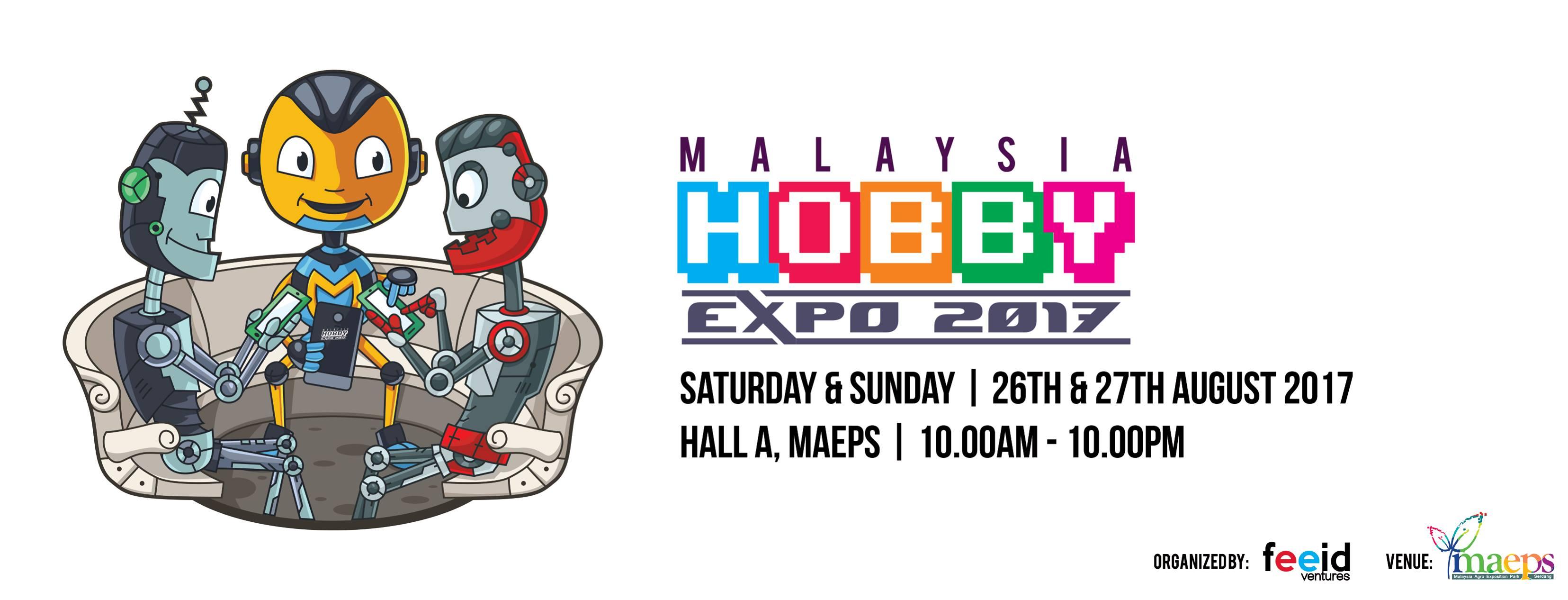 malaysia hobby expo 2017 promo