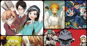 Top manga to read in 2017