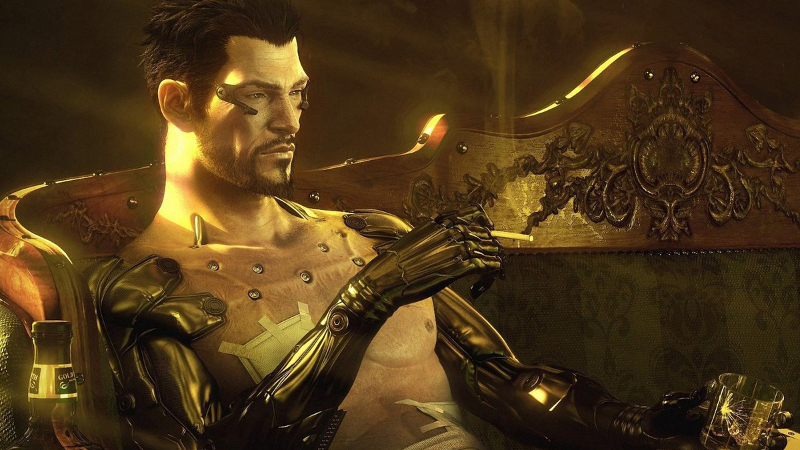 Ghost in the Shell Deus Ex