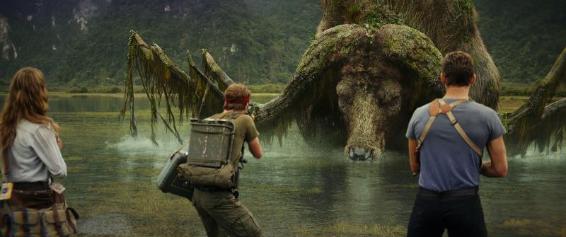 Kong Skull Island Megafauna