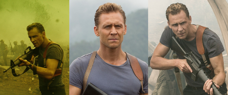 Kong Skull Island Tom Hiddlesquints