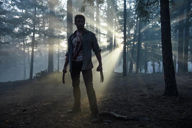 Logan - berserker