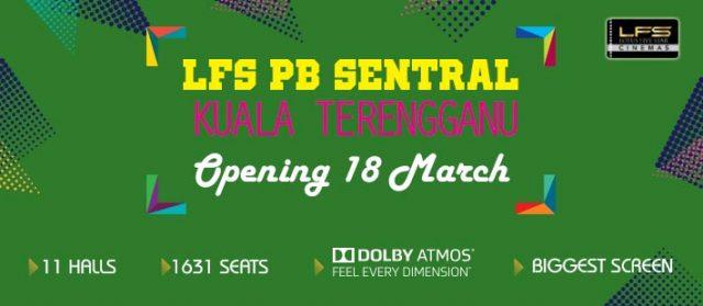 Lotus Five Star Cinemas Kuala Terengganu