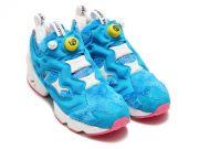 Reebok x Doraemon x Atmos Sneakers