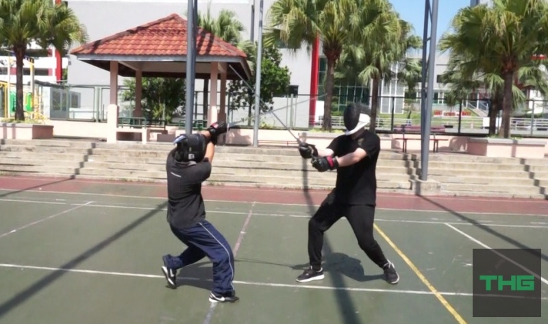What I learned trying out historical sword fighting